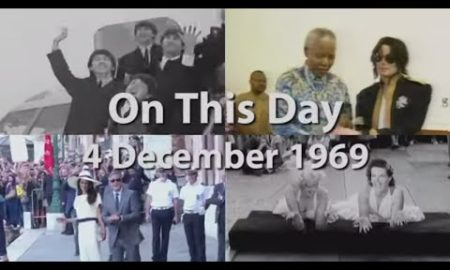 AP: On This Day: 4 December 1969