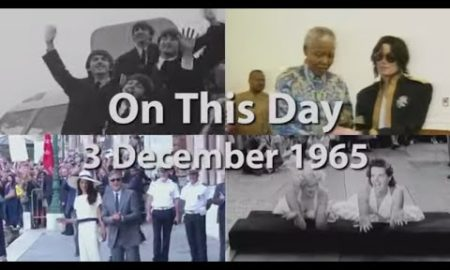 AP: On This Day: 3 December 1965