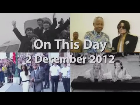 AP: On This Day: 2 December 2012