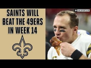 Drew Brees and Saints WILL CRUSH 49ers in Week 14, Preview and Gambling Advice | CBS Sports HQ
