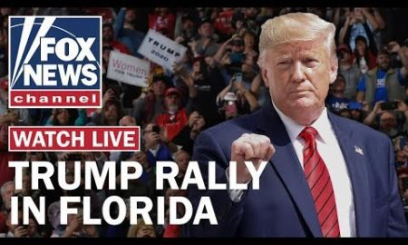 Fox News Report: Trump holds a 'homecoming' campaign rally in Florida