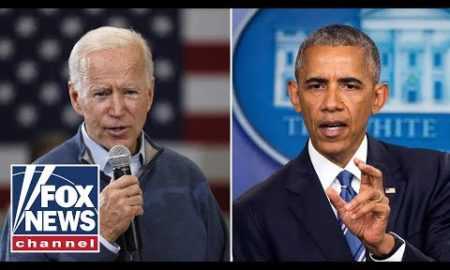 Fox News Report: Obama reportedly thinks Biden doesn't connect with voters