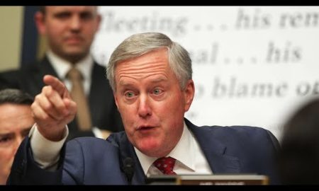 Mark Meadows: IG Report 'Exceeded My Expectations'
