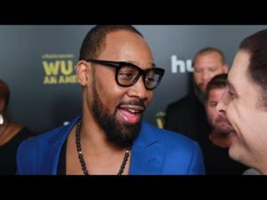 Wu-Tang Clan joins NHL Celebrity Wrap to talk hockey