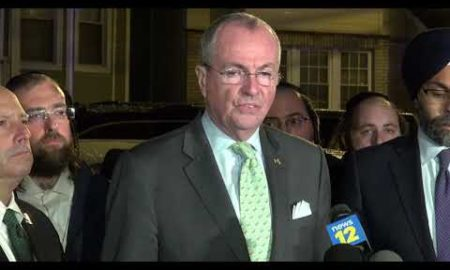 NJ.com Report: Jersey City shooting: Gov. Phil Murphy praises brave officers after fatal shootings and lockdown