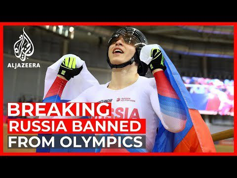 World News: Russia faces 4-year ban from Olympics