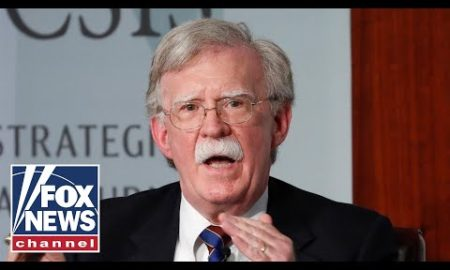 Fox News Report: Bolton returns to Twitter, accuses White House of blocking access to account