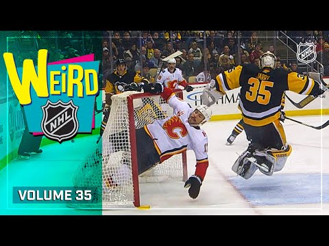 Thanksgiving Leftovers | Weird NHL Vol. 35