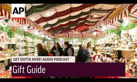 AP: Get Outta Here! Podcast: Gift Guide