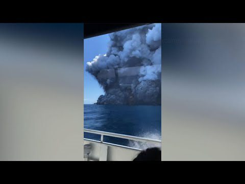 AP: New Zealand volcano erupts: 1 dead, many missing
