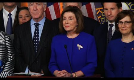 AP: Pelosi announces agreement on USMCA trade pact