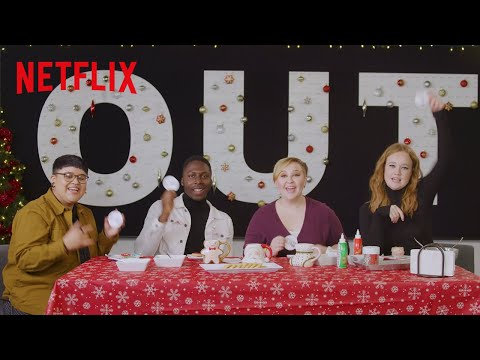 Entertainment: Let It Snow's Liv Hewson Talks Chosen Family with It Gets Better Project
