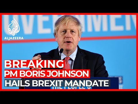 World News: 'No ifs, no buts': Johnson says Brexit by January 31