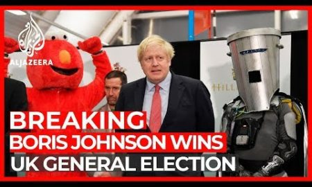 World News: Boris Johnson scores landslide win in UK general election