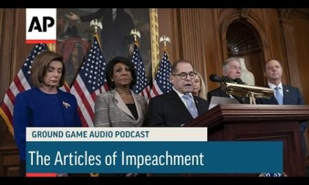 AP: Ground Game Podcast: The Articles of Impeachment