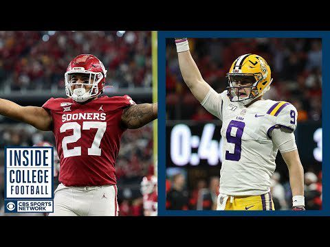 #4 Oklahoma at #1 LSU Peach Bowl Preview | Inside College Football