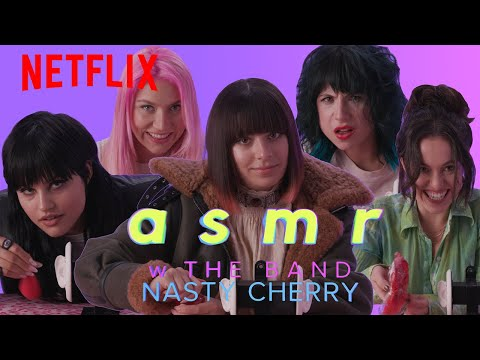 Entertainment: ASMR with Charli XCX and Nasty Cherry | Netflix