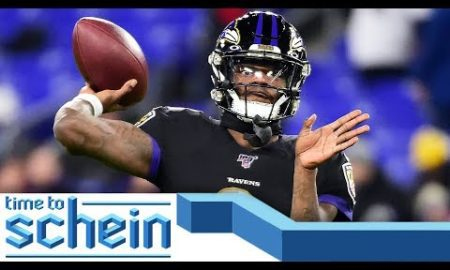 Michael Vick is incomparable to Lamar Jackson   Time to Schein