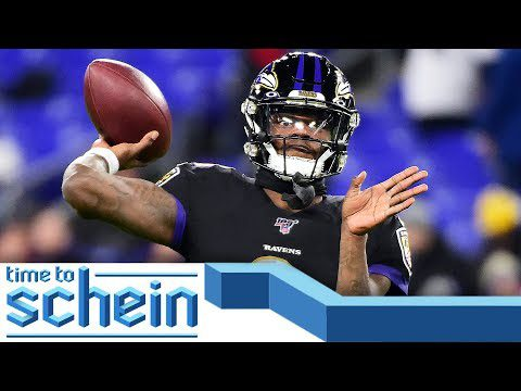 Michael Vick is incomparable to Lamar Jackson | Time to Schein