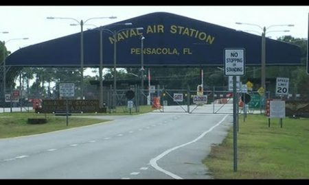 AP: 4 dead, including shooter, at Florida naval base