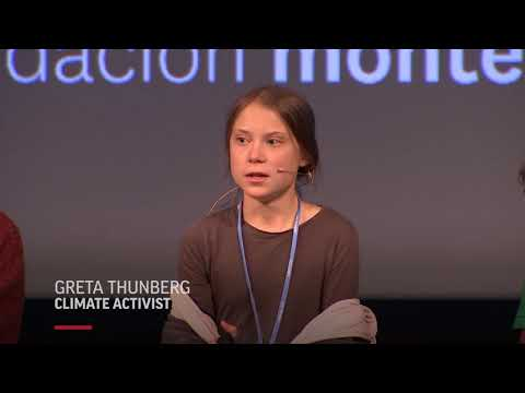 AP: Thunberg: World leaders can no longer hide from climate crisis