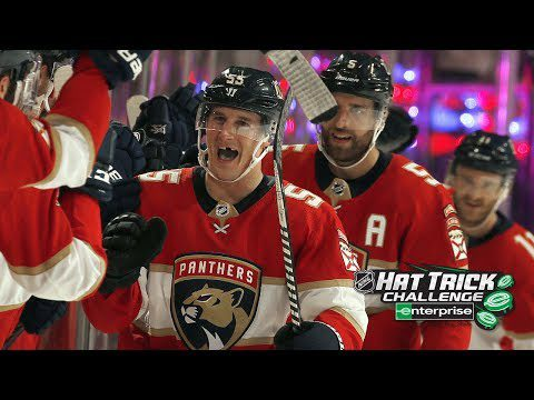 Acciari's first career hat trick helps Panthers dominate Sens