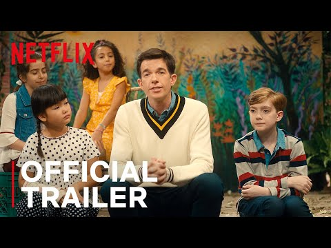 Entertainment: John Mulaney & The Sack Lunch Bunch | Official Trailer | Netflix