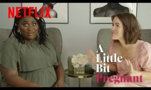 Entertainment: How Do You Know You're In Labor? | A Little Bit Pregnant | Netflix Family