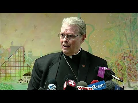 AP: Albany bishop to temporarily run Buffalo diocese