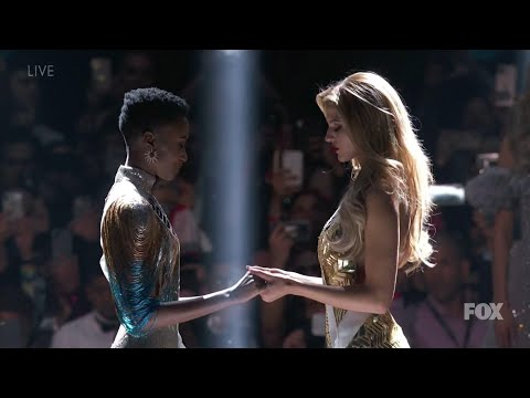 AP: Miss South Africa crowned Miss Universe