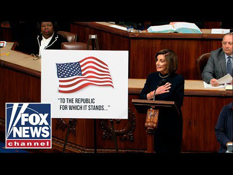 Fox News Report: Pelosi officially opens debate on articles of impeachment