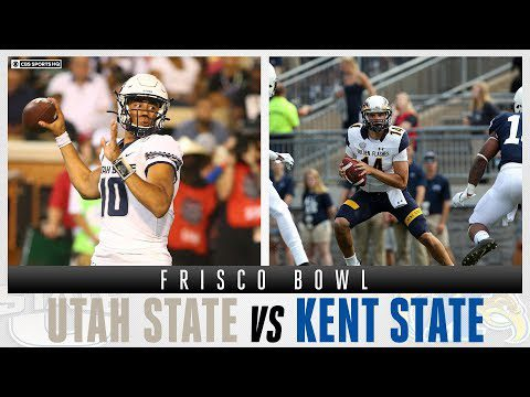 How To Bet The Frisco Bowl With Expert Picks: Jordan Love's Utah State vs Kent State | CBS Sports HQ