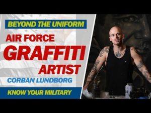 Air Force Graffiti Artist