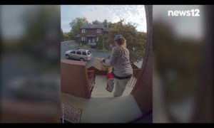 Porch Pirates (Grinches) of New York – News 12