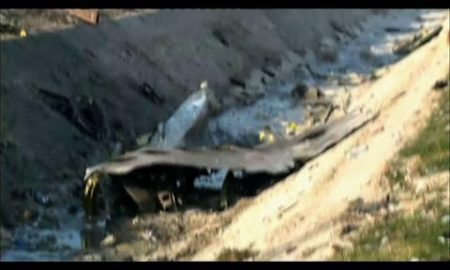 AP: Iran plane crash kills all onboard Ukrainian jet