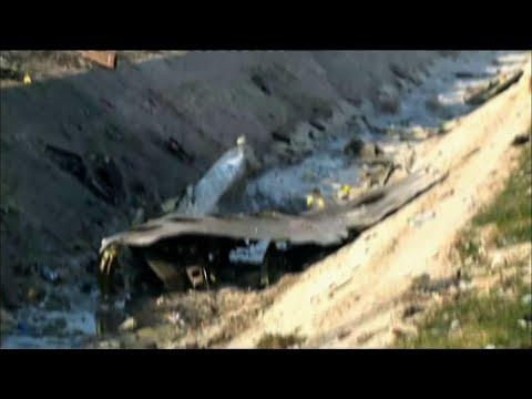 AP: Iran plane crash kills all onboard Ukrainian jet