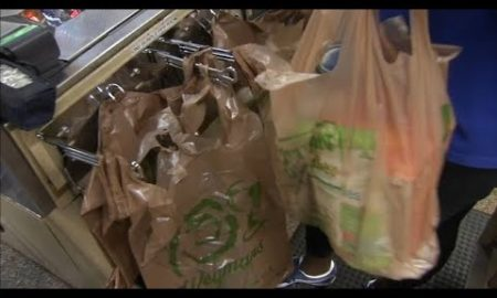 Plastic bags now banned in 10 towns, 1 county in New Jersey