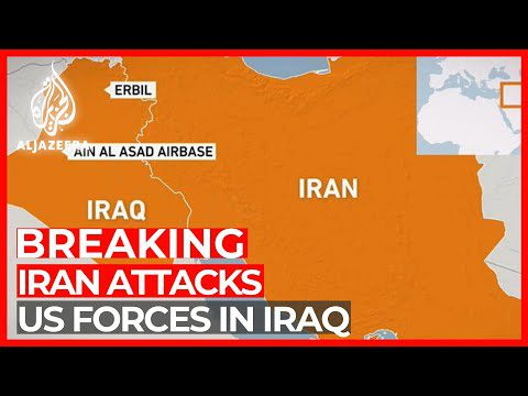 World News: Iran fires rockets at US forces in Iraq
