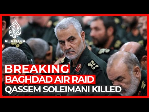 World News: Iran's Qassem Soleimani killed in US air raid at Baghdad airport