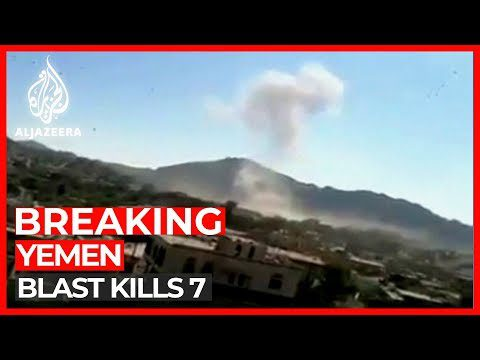 World News: Yemen: Blast hits military parade in al-Dhalea, kills 7