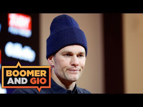 Will Tom Brady Re-Sign With The Patriots?   Boomer And Gio