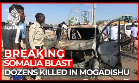 World News: Dozens killed in Mogadishu car bomb attack: Police