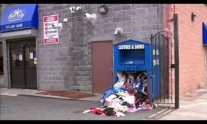 Woman trapped in clothing donation bin for 3 days in New Jersey rescued by police