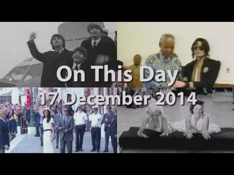 AP: On This Day: 16 December 2014