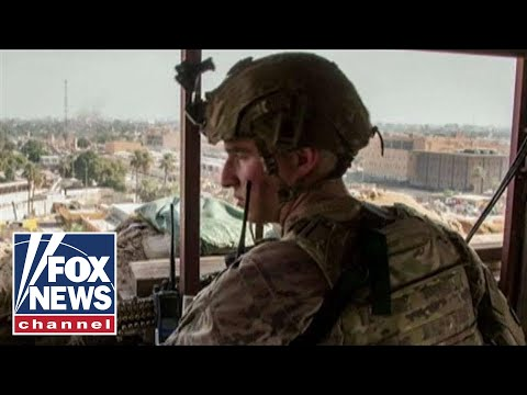 Fox News Report: Marines arrive in Iraq to reinforce US Embassy