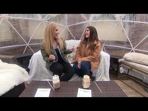 Elizabeth & Elisa: Have you joined the Igloo trend?