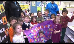 The Learning Experience preschool in New Jersey is shaping the future by teaching kindness