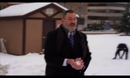 AP: City officials: Snowball fights are not banned here