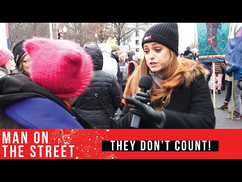 Women's March: Fetuses Don't Count!