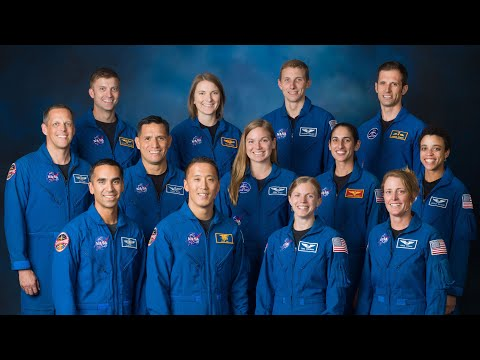 Newest Astronauts Graduate with Eye on Artemis Missions